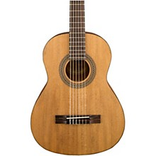 Fender FA-15 3/4 Scale Nylon Acoustic Guitar with Rosewood Fingerboard