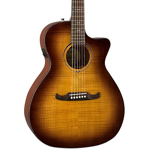 Fender FA-345CE Auditorium Acoustic-Electric Guitar