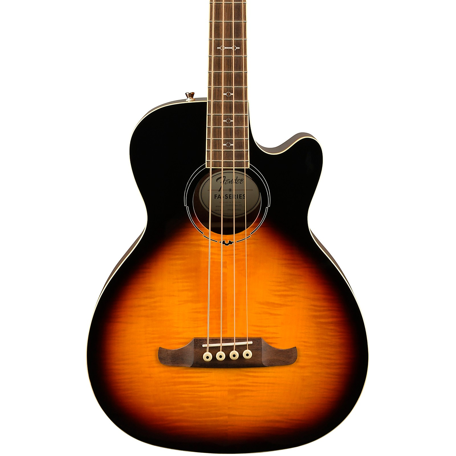 Fender FA-450CE Acoustic-Electric Bass