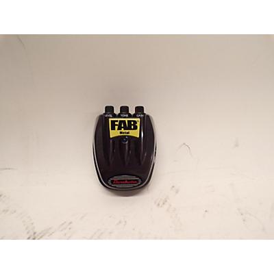 Danelectro FAB Metal Effect Pedal
