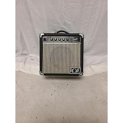 Ross FAME SERIES MODEL 10 Guitar Combo Amp