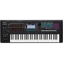 Open Box Roland FANTOM-6 Music Workstation Keyboard