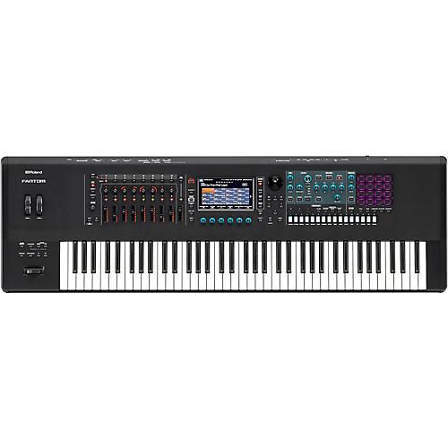 roland fantom 7 music workstation keyboard musician 39 s friend. Black Bedroom Furniture Sets. Home Design Ideas