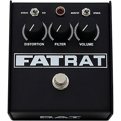 Pro Co FATRAT Distortion Guitar Effects Pedal