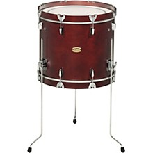 FB-9000 Series Impact Drums 20 in. Darkwood Stain