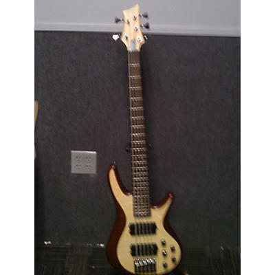 Mitchell FB705 5 String Electric Bass Guitar