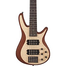 Open BoxMitchell FB705 Fusion Series 5-String Bass Guitar with Active EQ