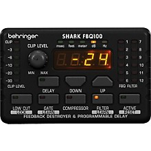 Open Box Behringer FBQ100 Shark Automatic Feedback Destroyer