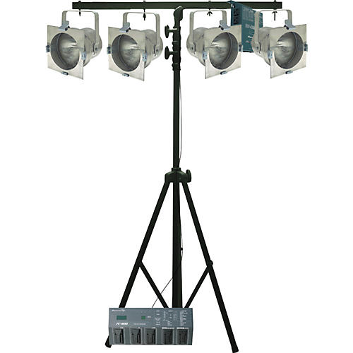 American DJ FC-56 Foot-Controlled Light System