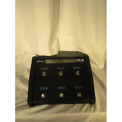 FC-6 MIDI Foot Controller