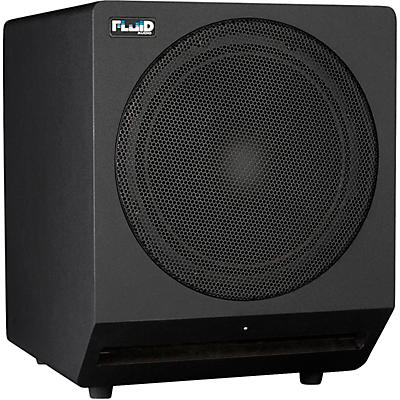 "Fluid Audio FC10S 10"" Powered Studio Subwoofer"