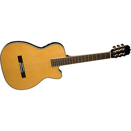 Alvarez FCC7103 Fusion Chambered Classical Acoustic-Electric Guitar with Fishman Aura IC