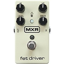 MXR FET Driver Guitar Effects Pedal