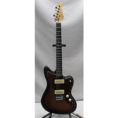 Fretlight FG-441 Solid Body Electric Guitar