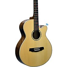 Open Box Fretlight FG-629 Wireless Acoustic-Electric Guitar