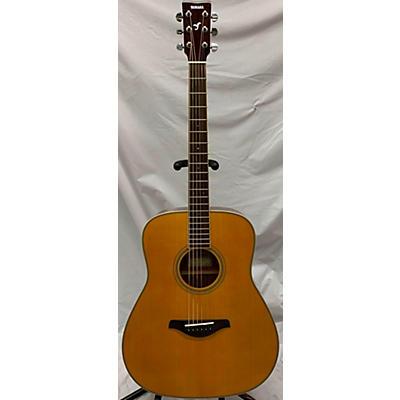 Yamaha FG-TA Acoustic Electric Guitar