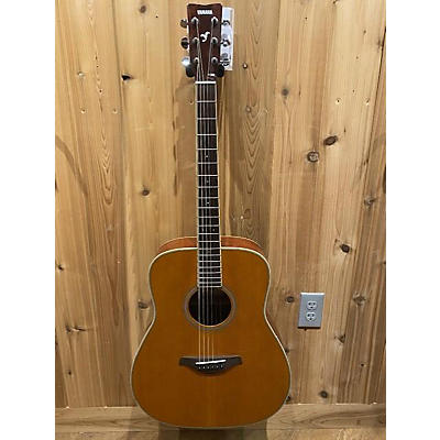 Yamaha FG-TA Acoustic Electric Guitar