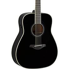 Open BoxYamaha FG-TA TransAcoustic Dreadnought Acoustic-Electric Guitar