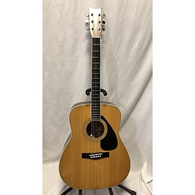 Yamaha FG340II Acoustic Guitar