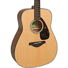 Open BoxYamaha FG800 Folk Acoustic Guitar