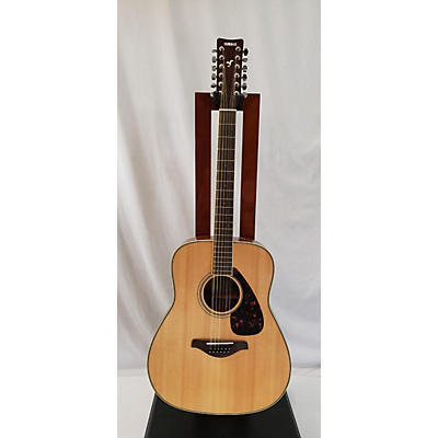 Yamaha FG820-12 12 String Acoustic Guitar