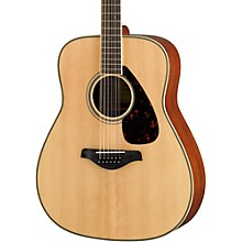 Open BoxYamaha FG820-12 Dreadnought 12-String Acoustic Guitar