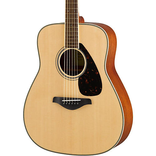 Yamaha fg820 dreadnought acoustic guitar musician 39 s friend for Yamaha fg820 review