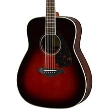 Open BoxYamaha FG830 Dreadnought Acoustic Guitar