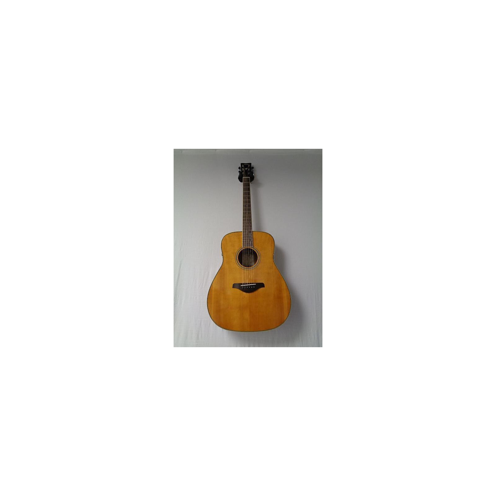 Yamaha FGTA Transacoustic Acoustic Electric Guitar