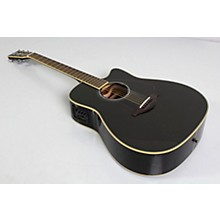 Open Box Yamaha FGX830C Folk Acoustic-Electric Guitar