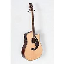 Open BoxYamaha FGX830C Folk Acoustic-Electric Guitar