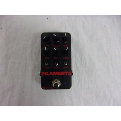 Keeley FILAMENTS Effect Pedal