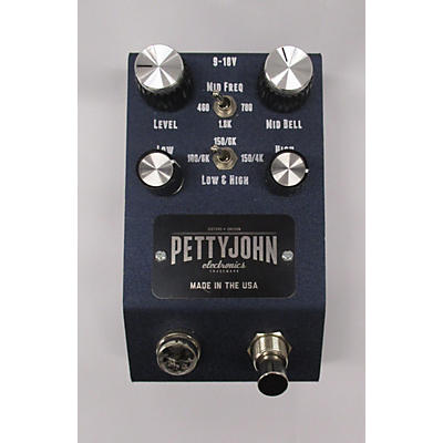 Pettyjohn Electronics FILTER Effect Pedal