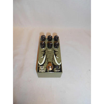 Walrus Audio FIVE-STATE OVERDRIVE Effect Pedal