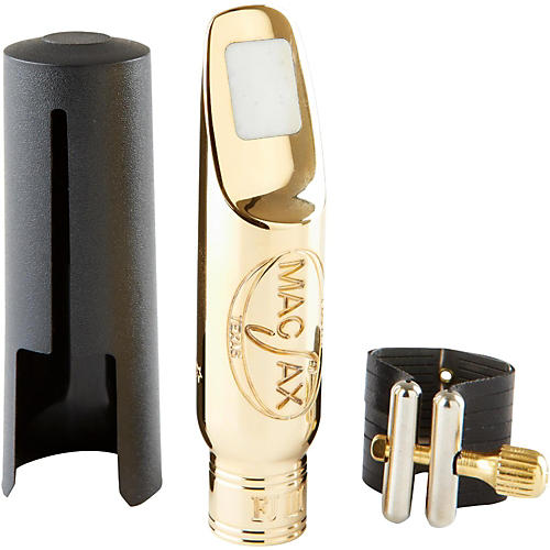 MACSAX FJ-III Gold Plated Tenor Saxophone Mouthpiece