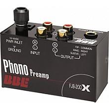 Open BoxBBE FJB-200X Phono Preamp