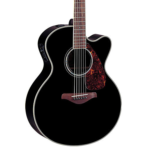 yamaha fjx730sc solid spruce top rosewood acoustic electric guitar musician 39 s friend. Black Bedroom Furniture Sets. Home Design Ideas