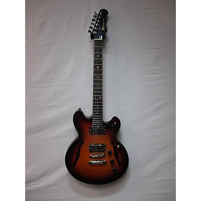 Fret-King FKV3HTSB Solid Body Electric Guitar