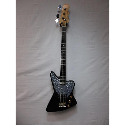Fret-King FKV41BK Electric Bass Guitar