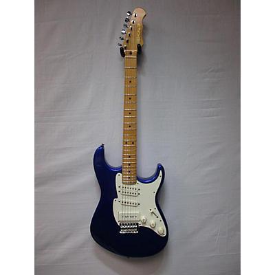 Fret-King FKV6DBR Solid Body Electric Guitar