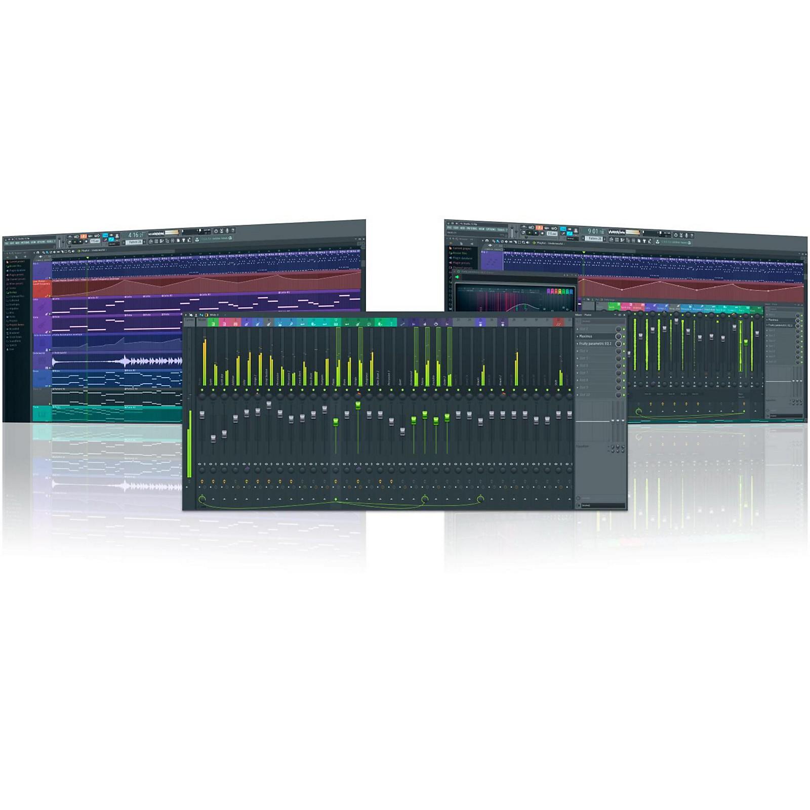Image Line FL Studio 20 Producer Edition (Software Download)