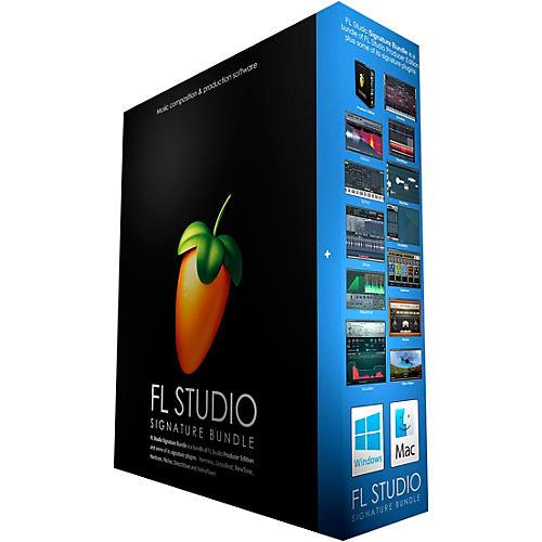 Image Line FL Studio 20 Signature Edition (Boxed)