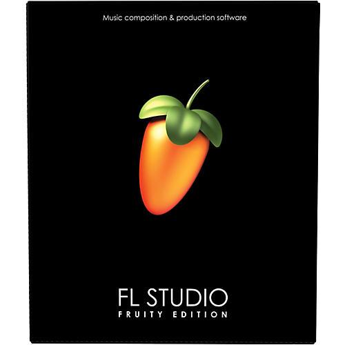 Image Line FL Studio 9 Fruity Edition