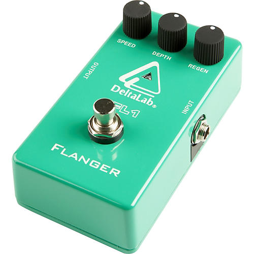 DeltaLab FL1 Flanger Guitar Effects Pedal