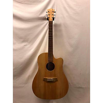 Cole Clark FL1EC-BM FAT LADY Acoustic Electric Guitar