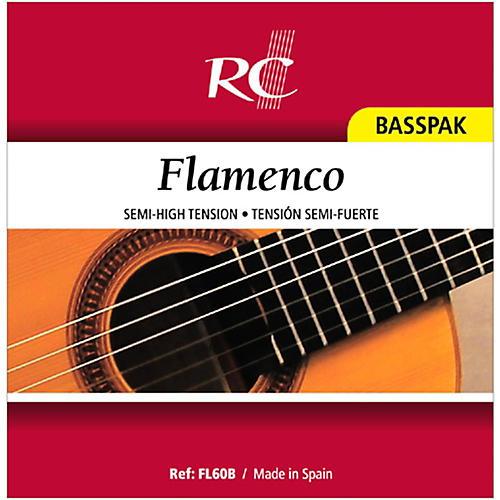 RC Strings FL60B Flamenco Basspak - 4th, 5th and 6th Strings for Nylon String Guitar