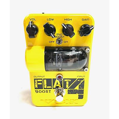 Vox FLAT BOOST 4 Effect Pedal