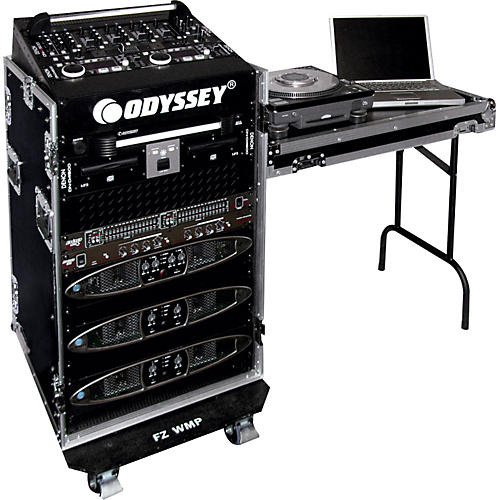 Odyssey FLITE ZONE ATA Rack Mixer Combo Case