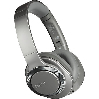 Cleer FLOW II Wireless Bluetooth Noise Cancelling Headphone with Google Assistant
