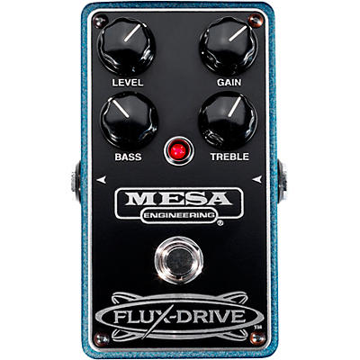 Mesa Boogie FLUX-DRIVE Overdrive Effects Pedal